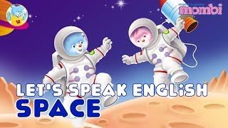Let's Speak English - Space