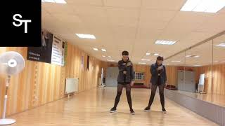 The Chainsmokers -closer Ft. Halsey/ad Lib Choreography Dance Cover By Suga Twin