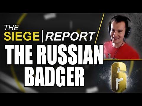 The Siege Report -The Russian Badger Ep 2 [Operation Health & Season 3 Hong Kong Polish Operators]