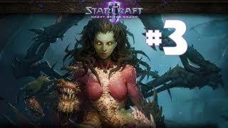 StarCraft 2 - Встреча - Часть 3 - Ветеран - Прохождение Кампании Heart of the Swarm