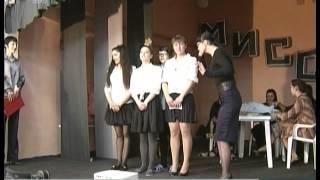 Анастасия Дашко из Дома-2 приняла участие в тюремном конкурсе красоты