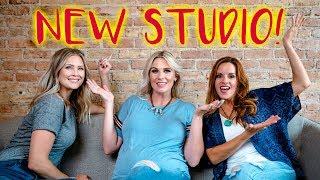 NEW STUDIO & LIFE UPDATES!