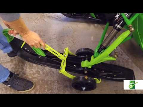 skoter dolly ritning