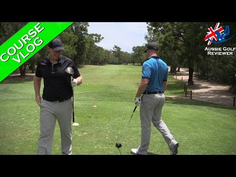 BRIBIE ISLAND GOLF COURSE WOORIM PART 1