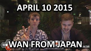 The WAN Show - WAN from Japan! Intel Skylake & Apple Watch Reviews - April 10, 2015