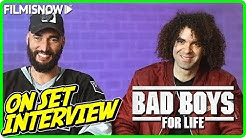 "BAD BOYS FOR LIFE | Adil El Arbi & Bilall Fallah ""Directors"" On-set Interview"