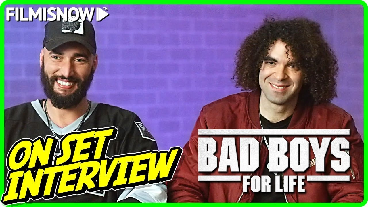 BAD BOYS FOR LIFE | Adil El Arbi & Bilall Fallah