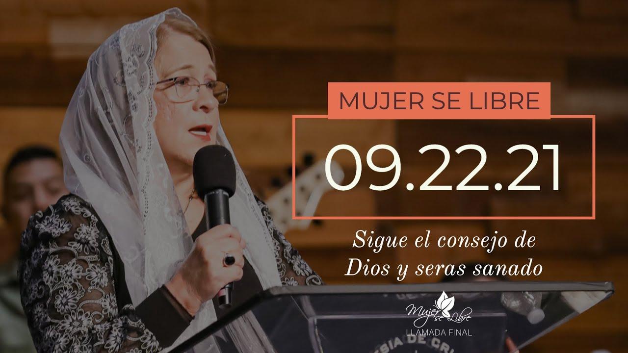 Sigue el Consejo de Dios y Seras Sanado   2 Reyes 5:1   Martha J. Azurdia   Mujer se Libre