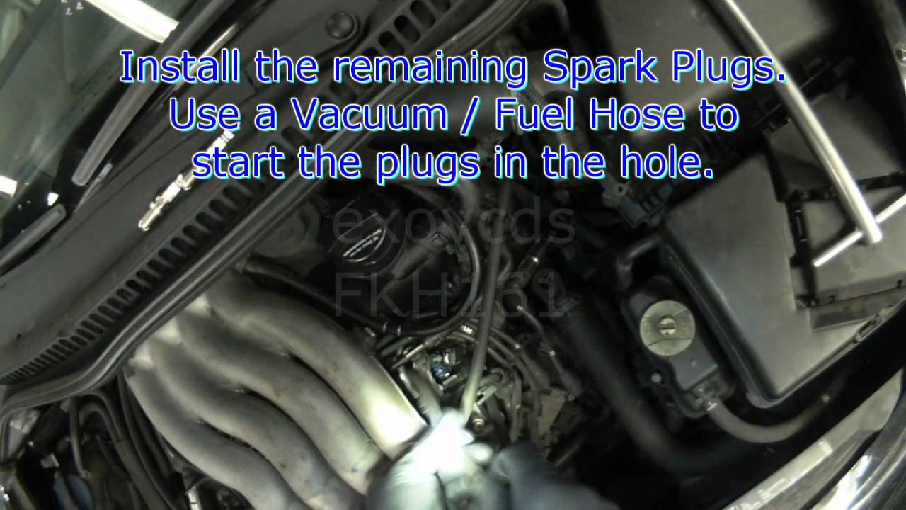 2005 Volkswagen Jetta Engine Diagram Vw A4 New Beetle 2 0l Aeg Misfire On 4 Cylinder Youtube
