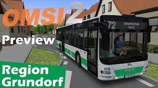 OMSI 2 - Region Grundorf [WIP] | Let's Play OMSI 2