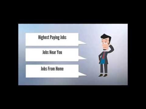best paying jobs for teenagers - YouTube