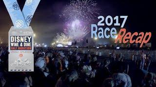 2017 Disney Wine & Dine Half Marathon