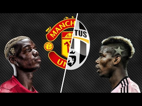 Paul Pogba - Juventus vs Manchester United | HD
