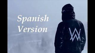 Alan Walker - Diamond Heart Spanish Version (Cover en Español)