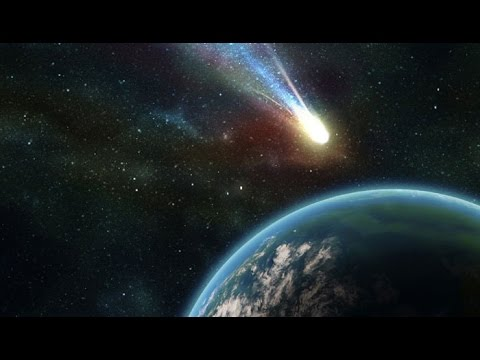 Asteroid 2013 TX68 May Impact Earth in 2017 | Nasa - YouTube