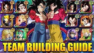Download Team Building Guide For Lr Ssj4 Goku Lr Ssj4 Vegeta