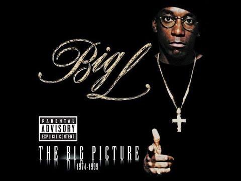 Big L '98 Freestyle [Instrumental]