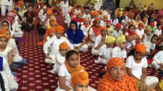 Gurmat Camp 2016 at Gurdwara Sikh Cultural Society New York