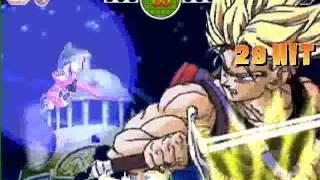 DBZ Mugen VN by haohuu96 skill