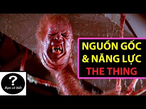 Nguồn Gốc và Năng Lực của The Thing (1982-2011) |Bạn Có Biết?