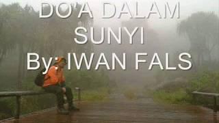 do'a dalam sunyi by:Iwan fals