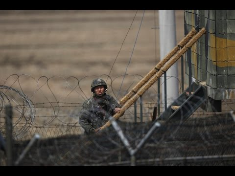 BREAKING: North Korea Fires at South Korean Military