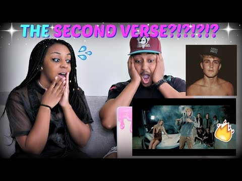 """Logan Paul """"The Fall Of Jake Paul (Official Video) THE SECOND VERSE FEAT. Why Don't We"""" REACTION!!!"""