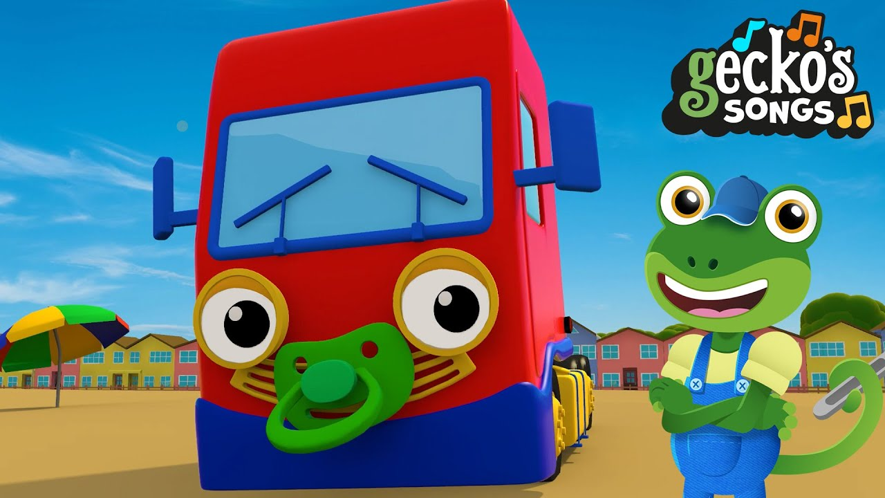 The Very Best Songs For Children | Nursery Rhyme & Kids Songs | Gecko's Garage | Truck Song For Kids