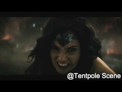 Tentpole Scene of  BATMAN VS SUPERMAN | Dawn of Justice, 2016