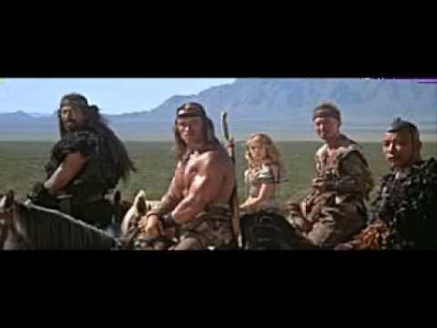 Musique Film - Conan Le Destructeur 1984 ( Arnold Schwarzenegger ).Diamant Noir