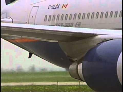 Jetliners...Boeing 767-300 ER.