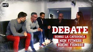 DEBATE SOBRE LA CATEGORIA DE FITNESS I con José María Forte I Cuerpos Perfectos TV #beCPTV