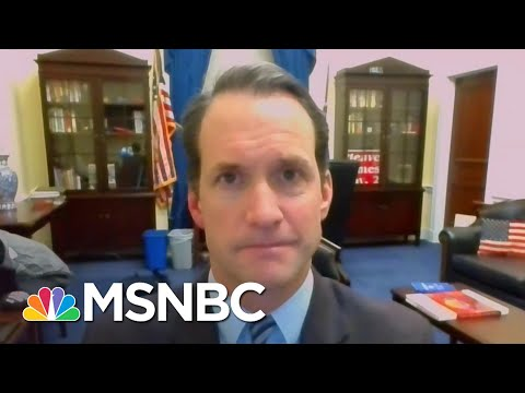 Rep. Himes: Impeachment Process Necessary For Trump's 'Incitement Of Insurrection'   The Last Word