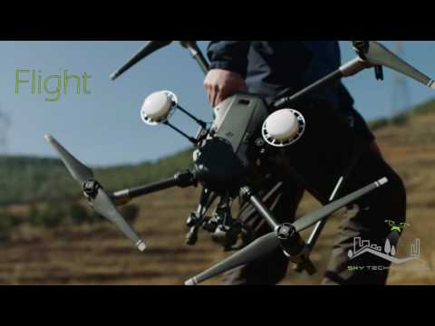 Sky Technologies Aerial Drone UAV Maharashtra Survey www.skytechno.in
