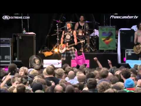 NOFX - Full Concert 28. August 2011 Hamburg / Germany