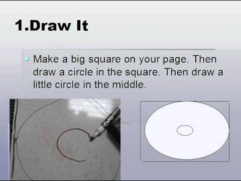 How to Make a Circle Map