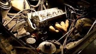 видео Система смазки дизельного двигателя ЗМЗ-5143.10, работа системы смазки