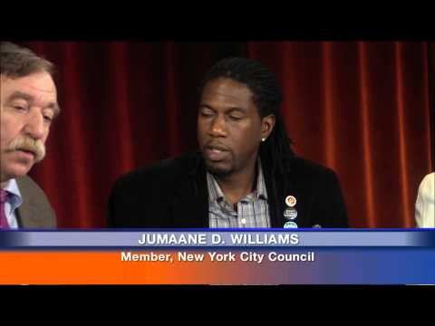 CUNY Forum:  Affordable Housing and Social Justice in NYC