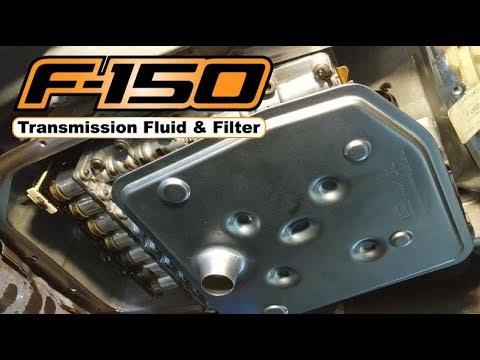 6r80 transmission fluid change interval