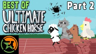 Best of AH - Ultimate Chicken Horse - Part 2 | Achievement Hunter Best Moments