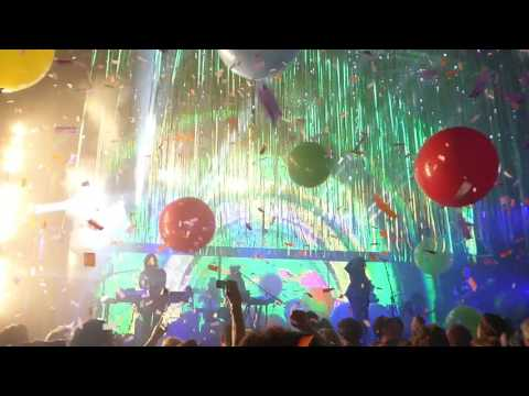 """""""Race for The Prize"""" Flaming Lips. Live@College Street Music Hall. New Haven, CT 03.08.17"""