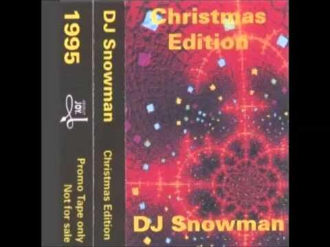 DJ Snowman   1995 Xmas Edition 1995
