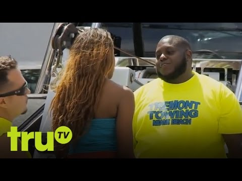 South Beach Tow - Caught Between Two Women
