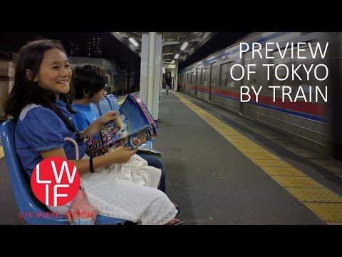 Tokyo by Train - Preview - YouTube