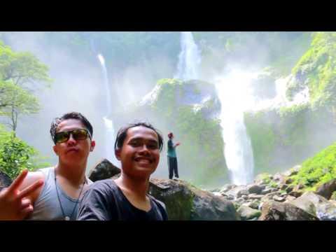 Tourism Object - Curug 9 Waterfall North Bengkulu