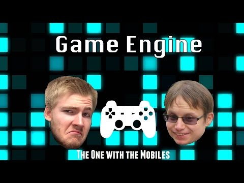 Game Engine Ep.4 - The One with the Mobiles (09/03/17)