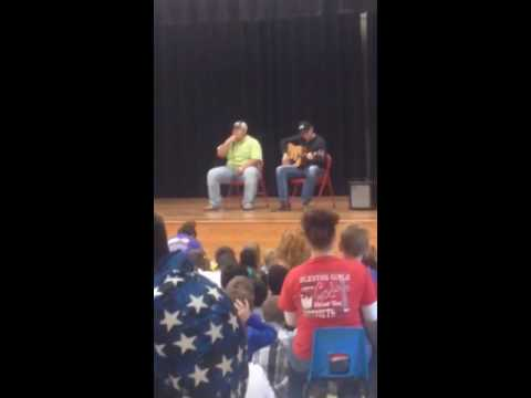 Simple Man cover-Blevins High School talent show