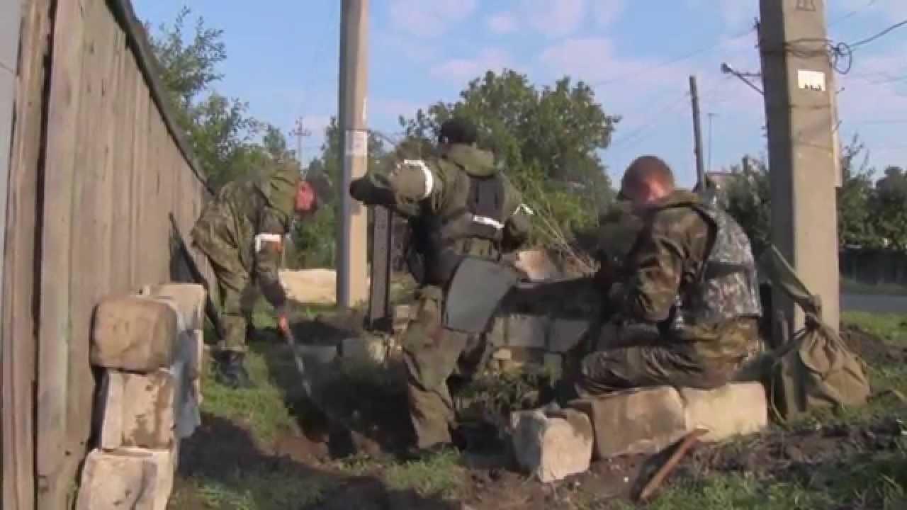 Украина видео боев новое фото 492-224
