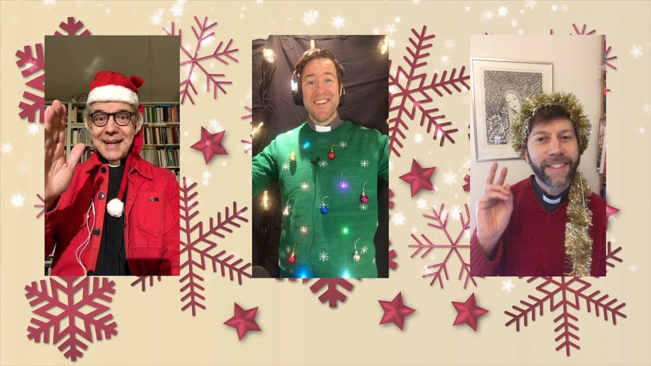 Julhälsning från Kyrkan på universitetet LiU 2020