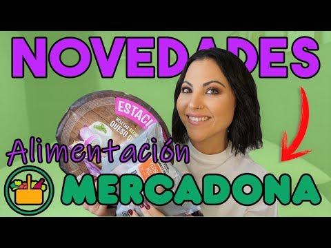 NOVEDADES Alimentación + Perfumería MERCADONA🍕 | Noviembre'18 | Carla Wonderland